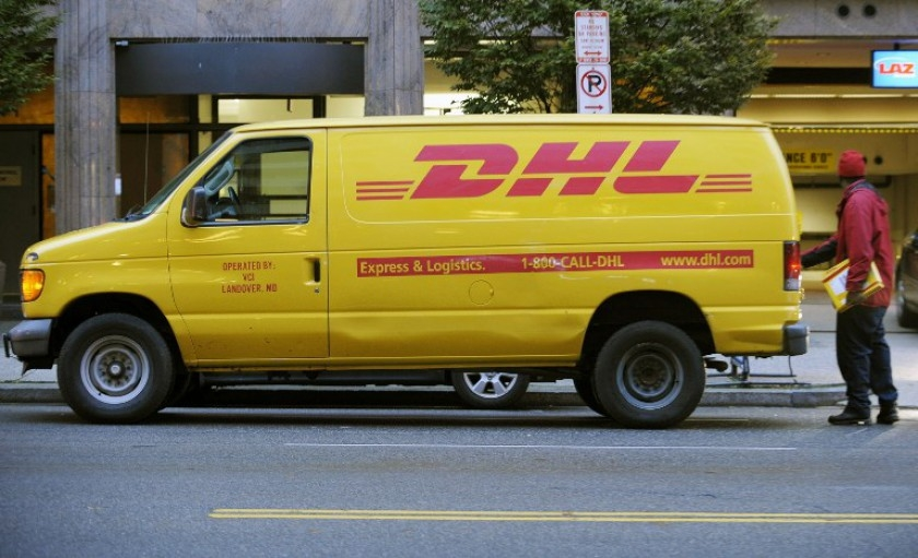 "DHL is currently contributing to the ongoing preparations for the ""Egypt The Future"" economic development conference to be held in March (AFP Photo)"