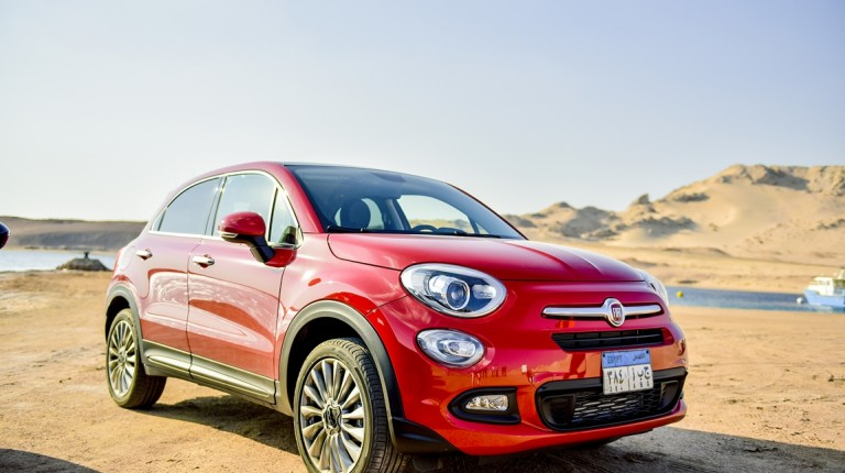 Fiat 500x Launched In Egypt Daily News Egypt