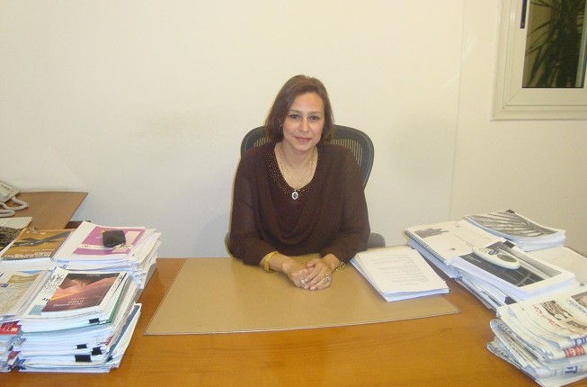 MEATCO chairperson Dalia Ezz Eldin DNE Photo