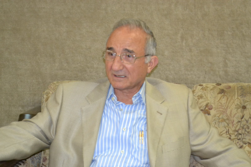 Hamdi Rashad (Photo from Al-Borsa)