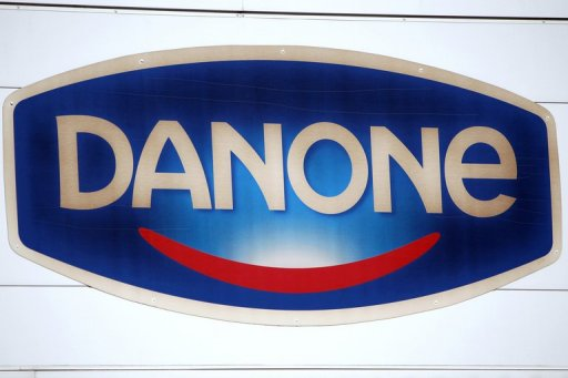Danone said expansion in emerging markets was dynamic but also volatile (AFP/File, Charly Triballeau)