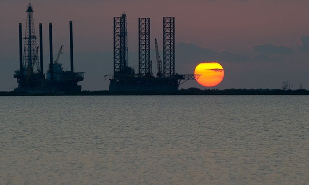 Deepwater drilling (AFP File Photo)