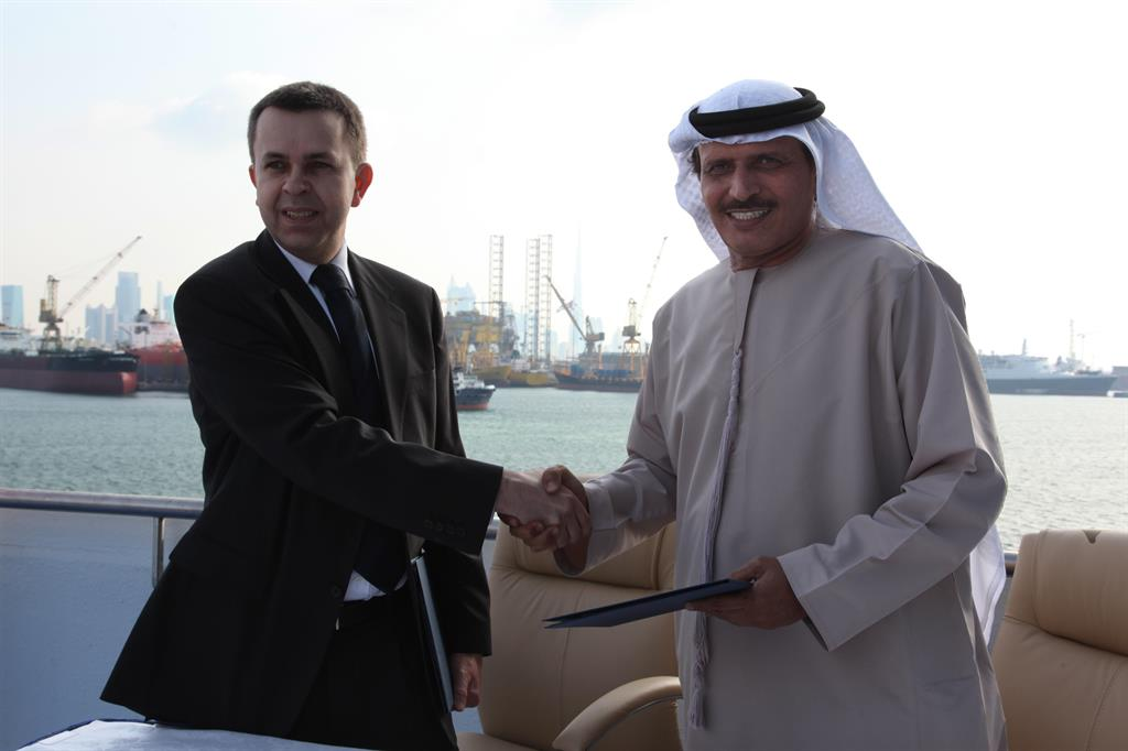 Drydocks World signs Agreement with Drill One Capital (Photo courtesy of Drydocks Website)