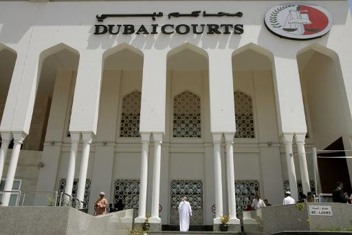 The Emirati Union Supreme Court irreversibly sentenced on Tuesday 20 Egyptians and 10 Emiratis to up to five years in prison for charges relating to their alleged ties to the Muslim Brotherhood. (AFP/File)