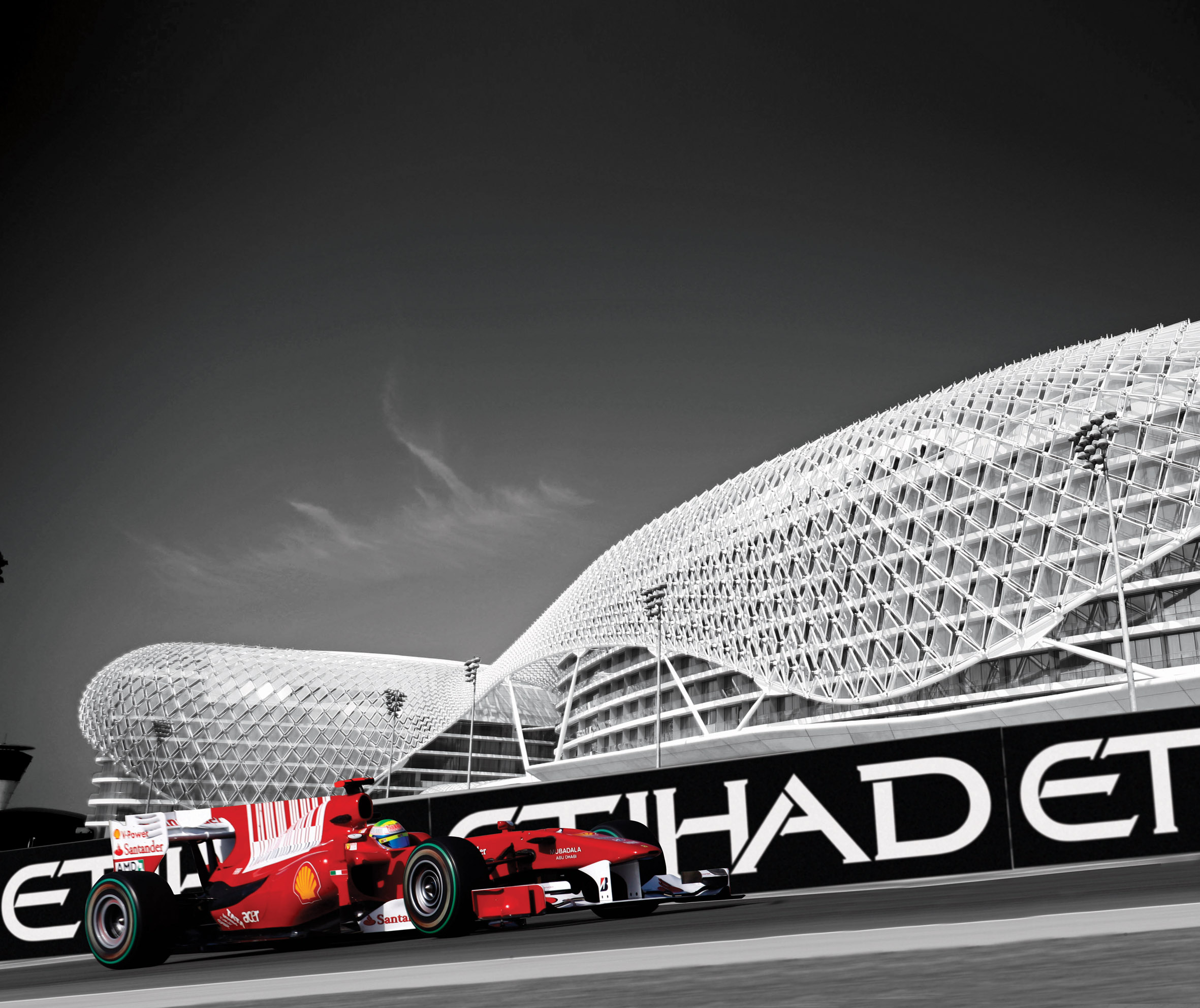 Formula 1 fans in the Arab world are passionately awaiting the Grand Prix of Abu Dhabi's 2014 race which will be held on 23 November. (Photo Public Domain)