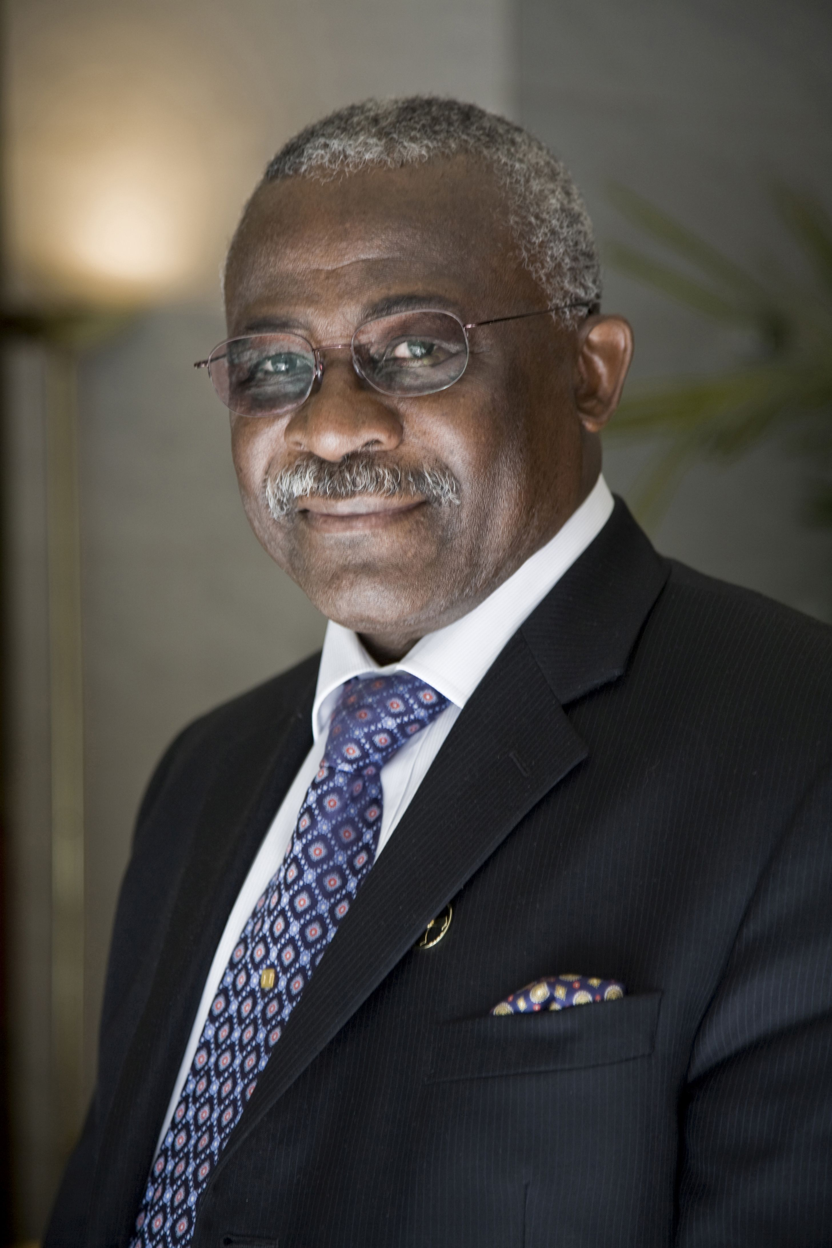 Kanayo F. Nwanze, President of the UN's International Fund for Agricultural Development (Photo Courtesy of Africa Renewal)