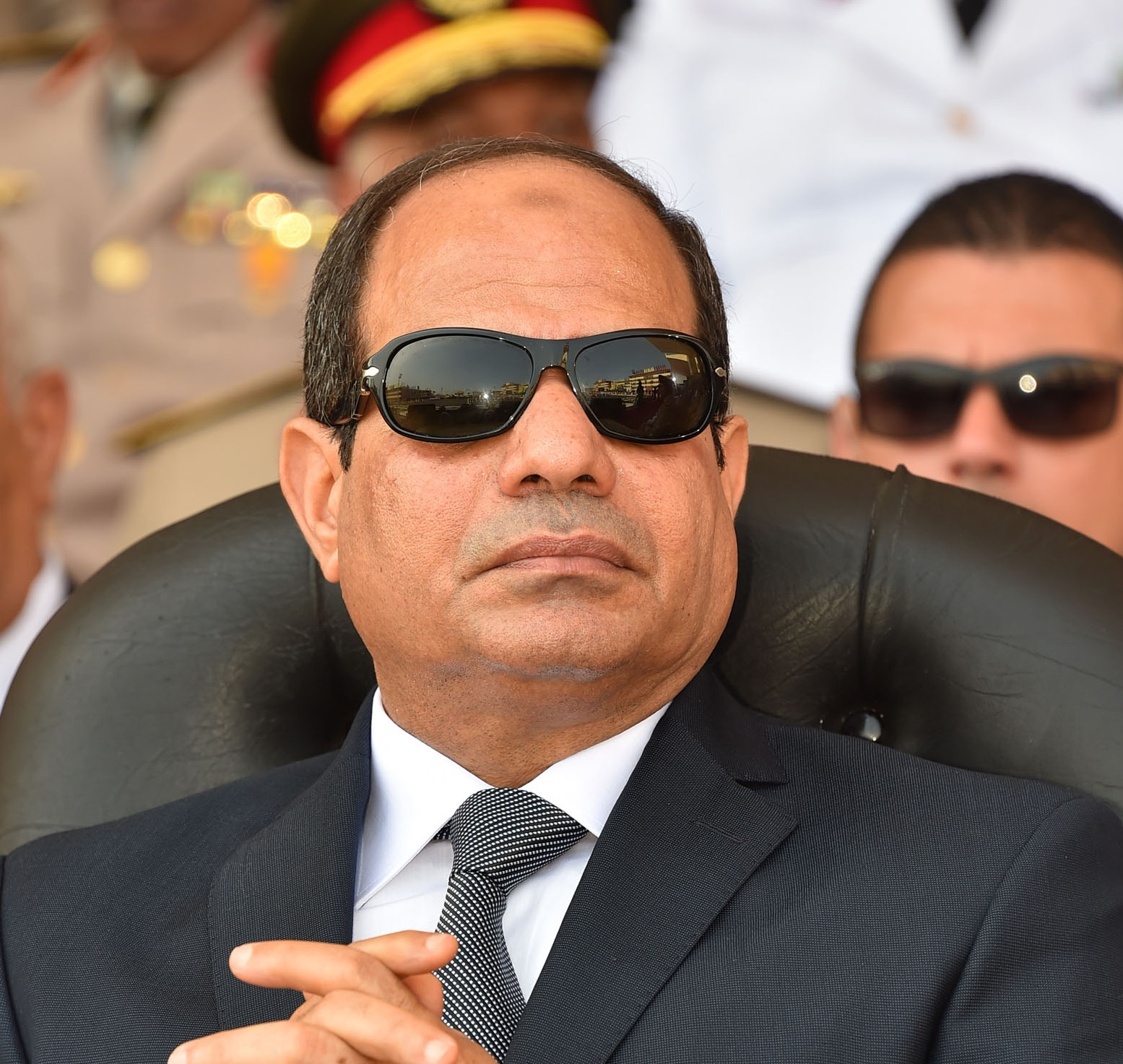 We have delivered much of what we committed to do even against difficult odds: Al-Sisi to DNE