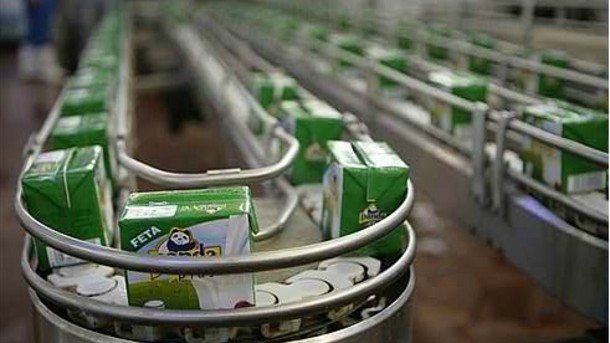 As for the value of food production, CAPMAS said that it reached EGP 13.5bn in FY 2013/2014 (Photo courtesy of Arab Dairy)