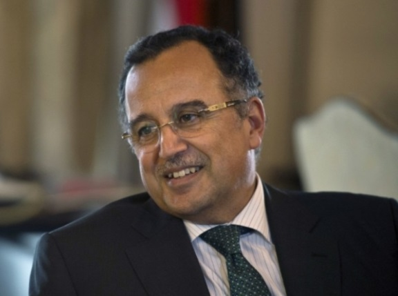 Foreign Minister Nabil Fahmy (AFP Photo)