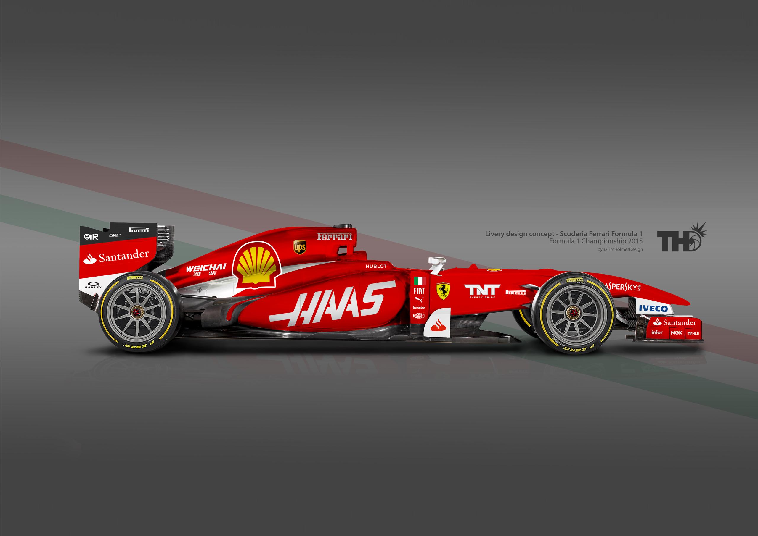 Formula 1-2015-ferrari landscape