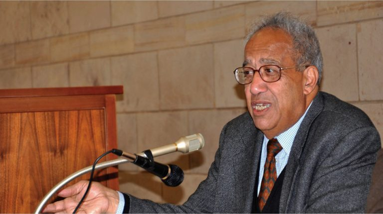 Prominent economist Galal Amin dies at 83 - Daily News Egypt