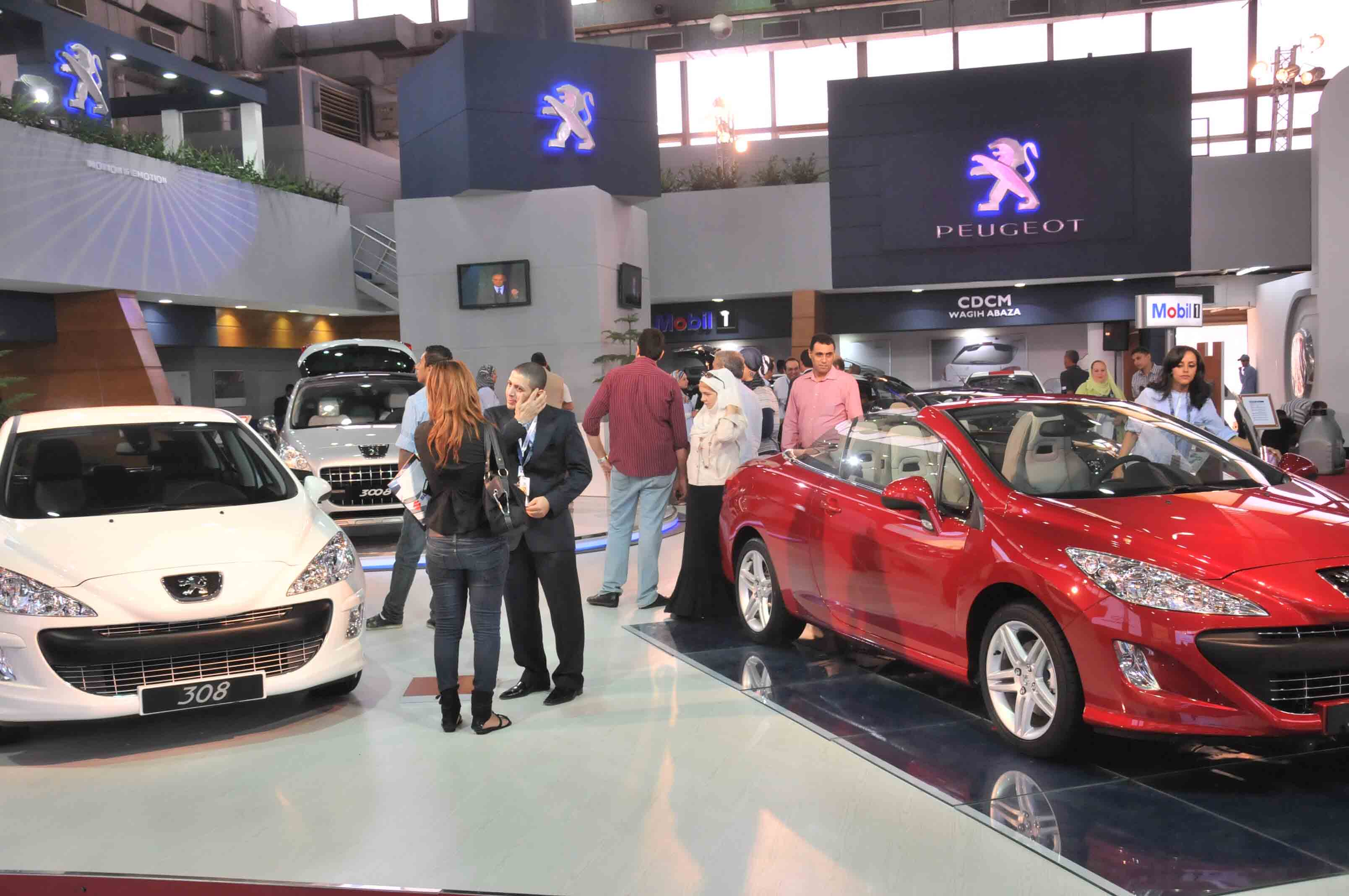 Giza Automotives expects 5% increase in car market prices (Photo by Hassan Ibrahim\DNE)
