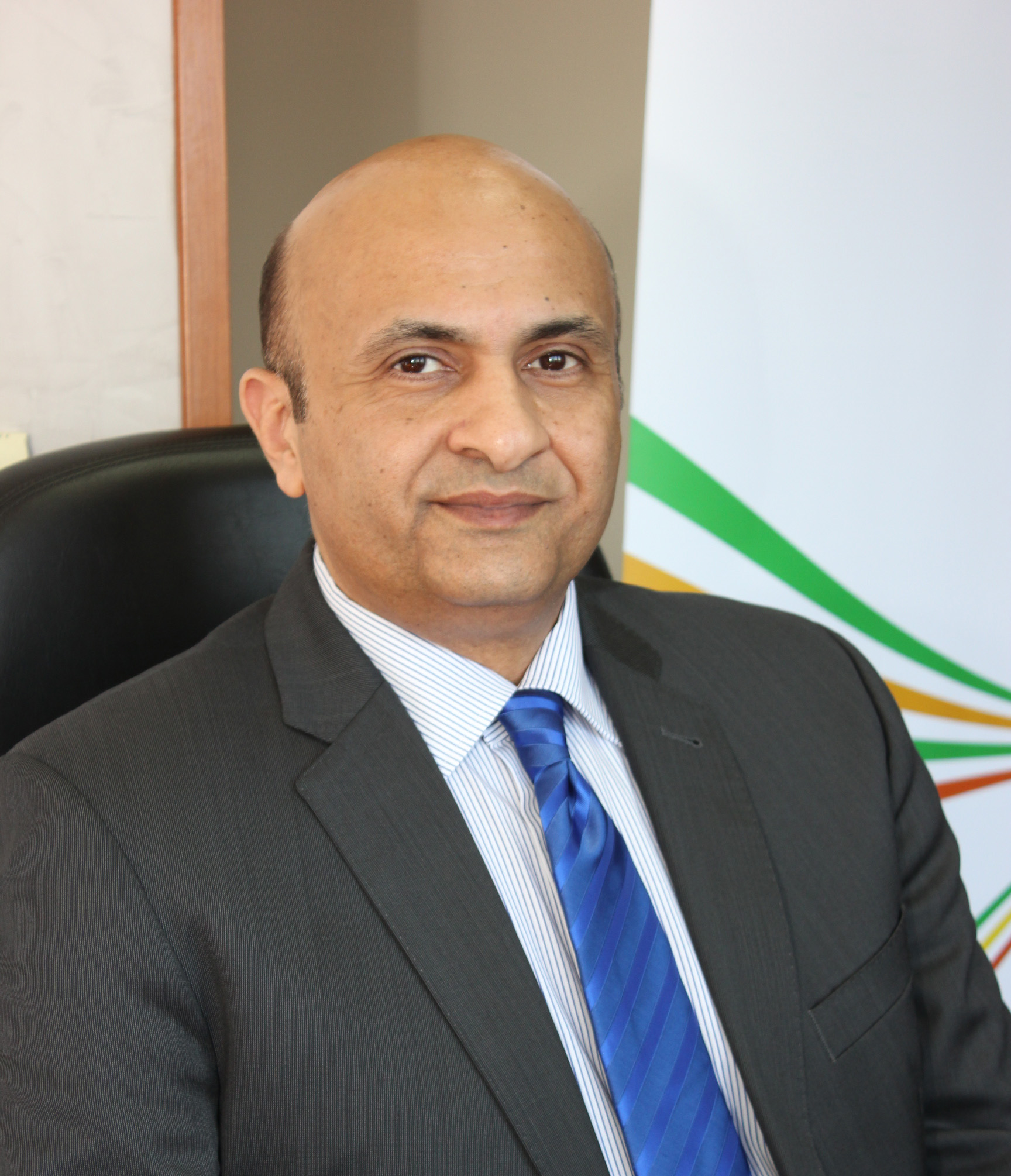 Haitham Abdou, the general manager of Xerox Egypt
