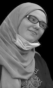 Hala Mohamed Abu Sheshaa one of the women died in clashes between supporters of ousted president Mohamed Morsi and anti-Morsi protesters in Mansoura on Friday. (Photo Public Domain)