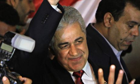Presidential candidate Hamdeen Sabahy (AFP File Photo)