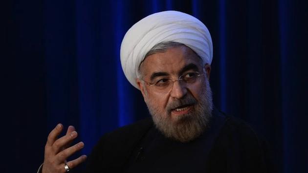Iranian President Hassan Rouhani  (AFP Photo)