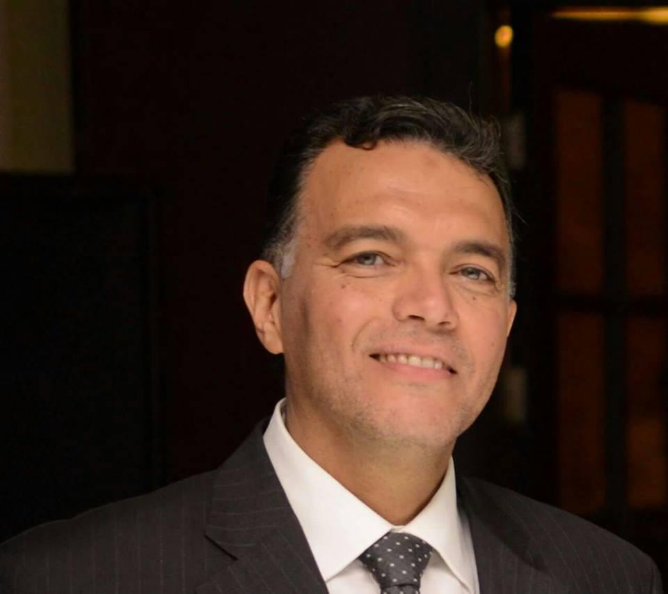 The new Minister of Transportation Hesham Arafat