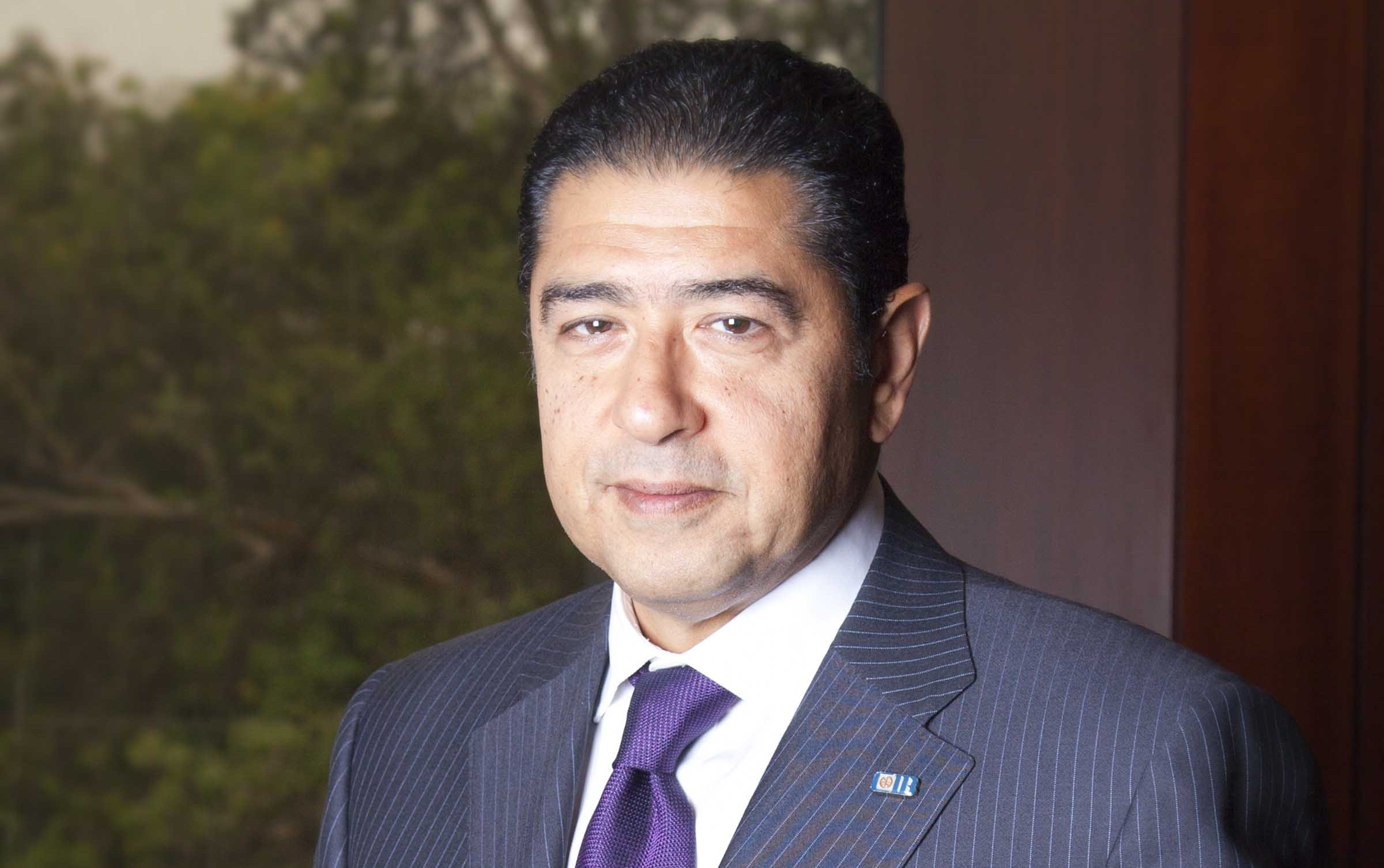 Hisham Ezz Al Arab, chairperson of CIB