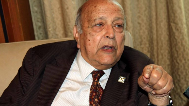 Hussein Sabbour, founder and chairperson of Al Ahly for Real Estate Development