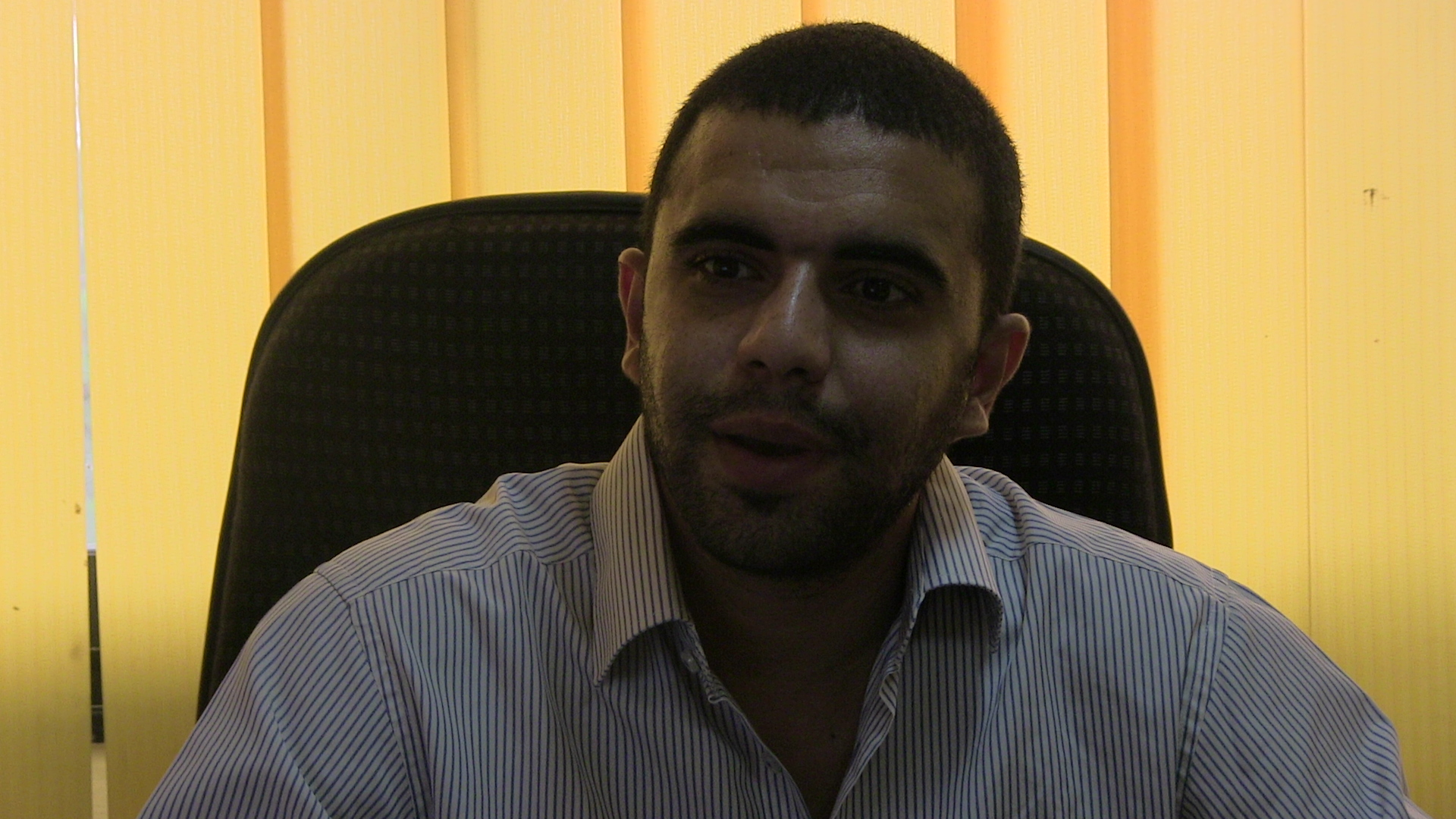 Mohammed Abu Khadra, CEO of Bee Smart Payment Solutions (DNE Photo)
