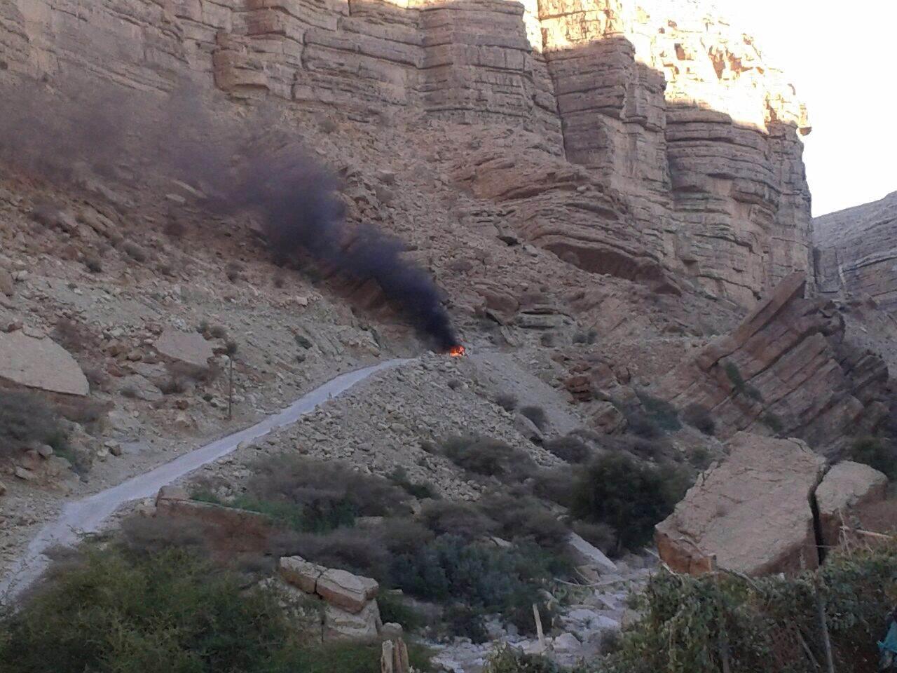 an attack in wadi shabu in Yemen left 4 dead from al-Qaeda in southern yemen, on 1 February.