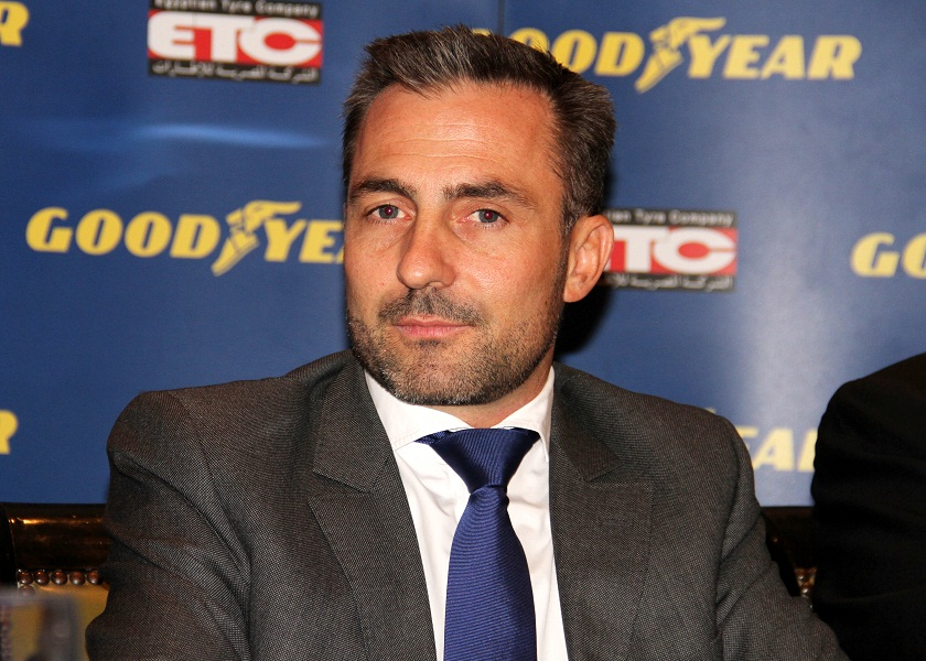 Jean-Denis Perche, General Manager of Goodyear Middle East and Africa (DNE Photo )