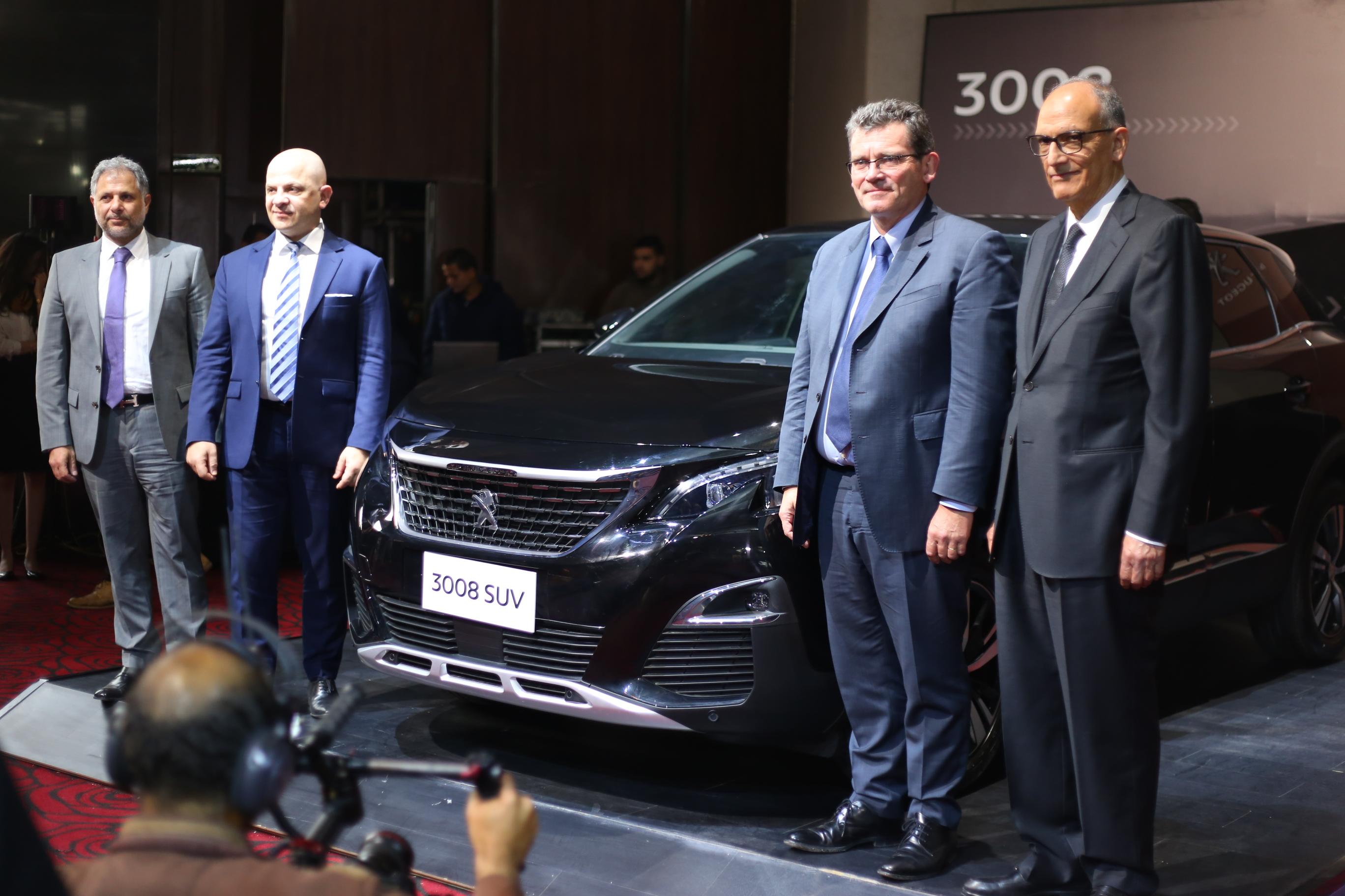 Al Mansour Automotive Begins Exclusive Distribution Of Peugeot