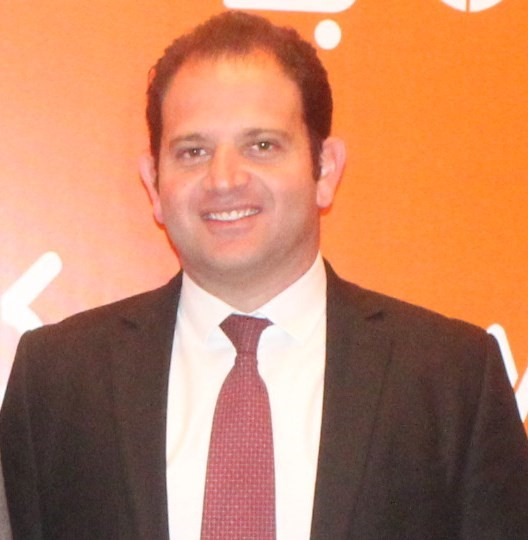 Ismail Hafez , Marketing head of Kazyon