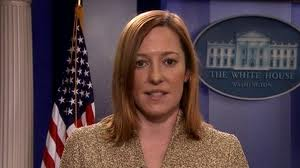 "Jen Psaki said: ""We have provided aid to Egypt on the basis of US national security interests."" (AFP File Photo)"