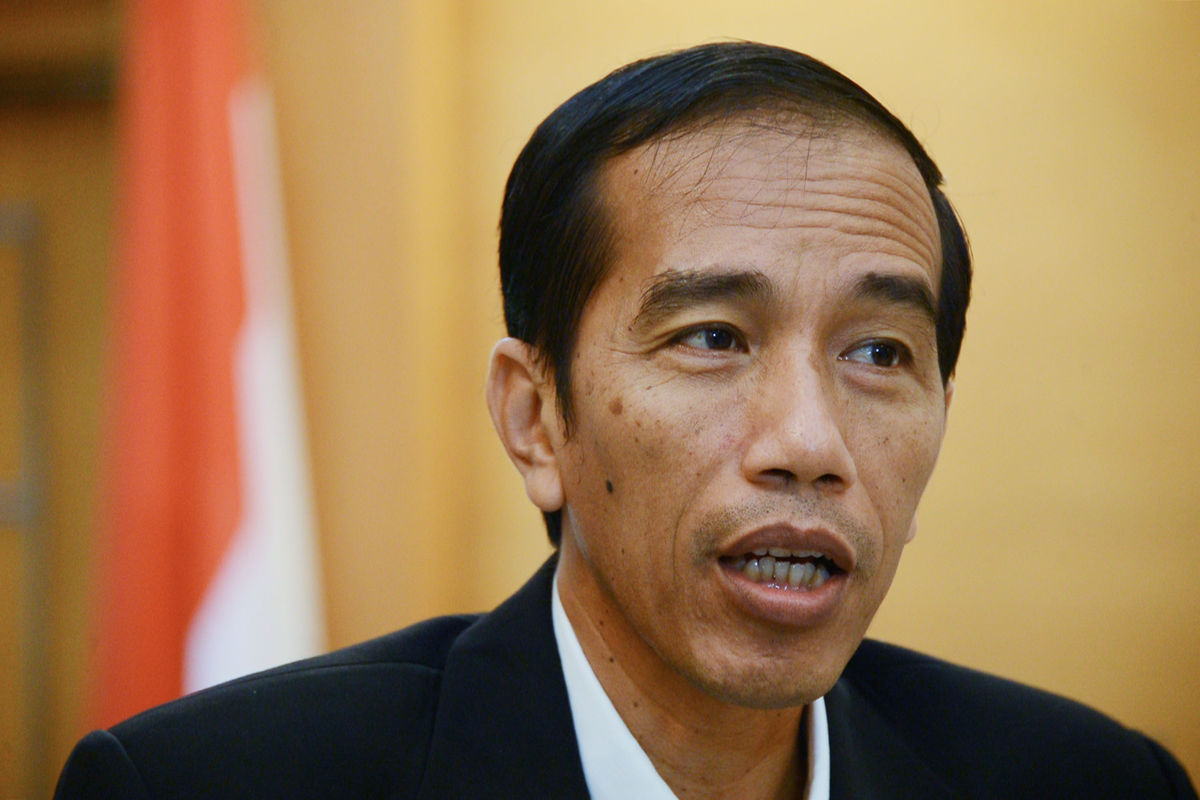 Indonesian president Joko Widodo (AFP File Photo)