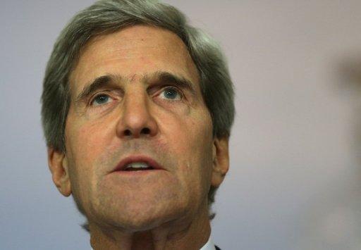U.S. Secretary of State John Kerry  (Getty Images/AFP//File, Alex Wong)