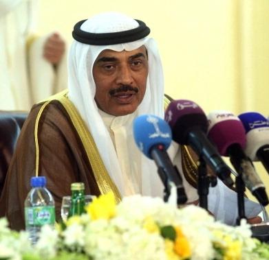 Kuwaiti Deputy Prime Minister Sabah Al-Khaled Al-Sabah  (AFP Photo)