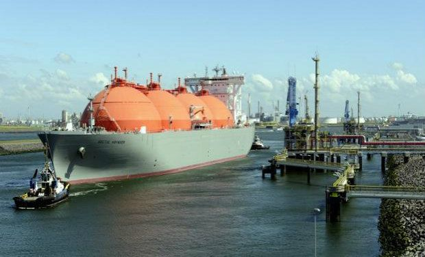 EGAS will offer a limited international tender this month to import LNG for power plants over the next five years (AFP File Photo)