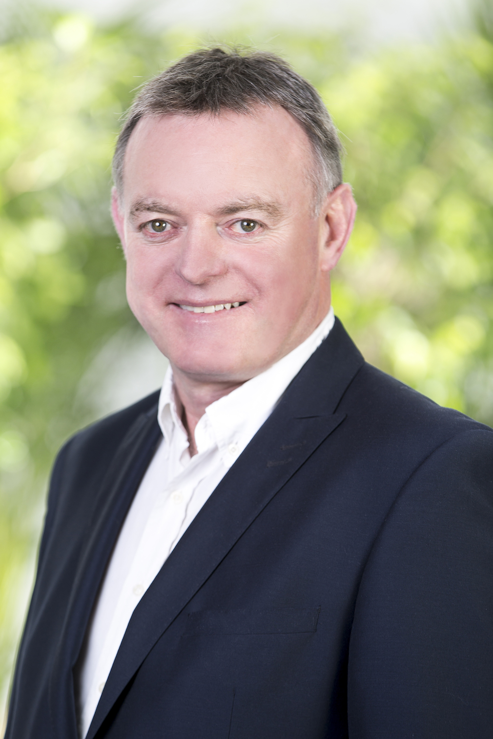 Mark Duffelen, vice president and general manager of Xerox Middle East and Africa
