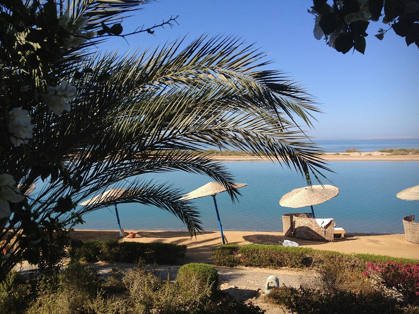 Land in Marsa Allam and Hurghada is set to be offered up to Gulf investors (Photo by Thoraia Abu Bakr)