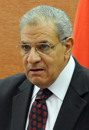 Prime Minister Ibrahim Mehleb  (AFP File Photo)
