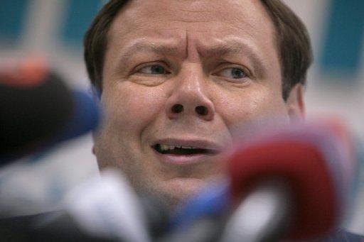 Mikhail Fridman (AFP/File, Natalia Kolesnikova)