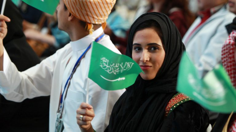 Arabia saudi women sexual harassment