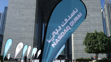 Nasdaq Dubai, the region's international financial exchange, created a new share link with Misr for Central Clearing, Depository and Registry (MCDR), to enable Egyptian investors to easily buy and sell shares on Nasdaq Dubai, according to a Monday statement.