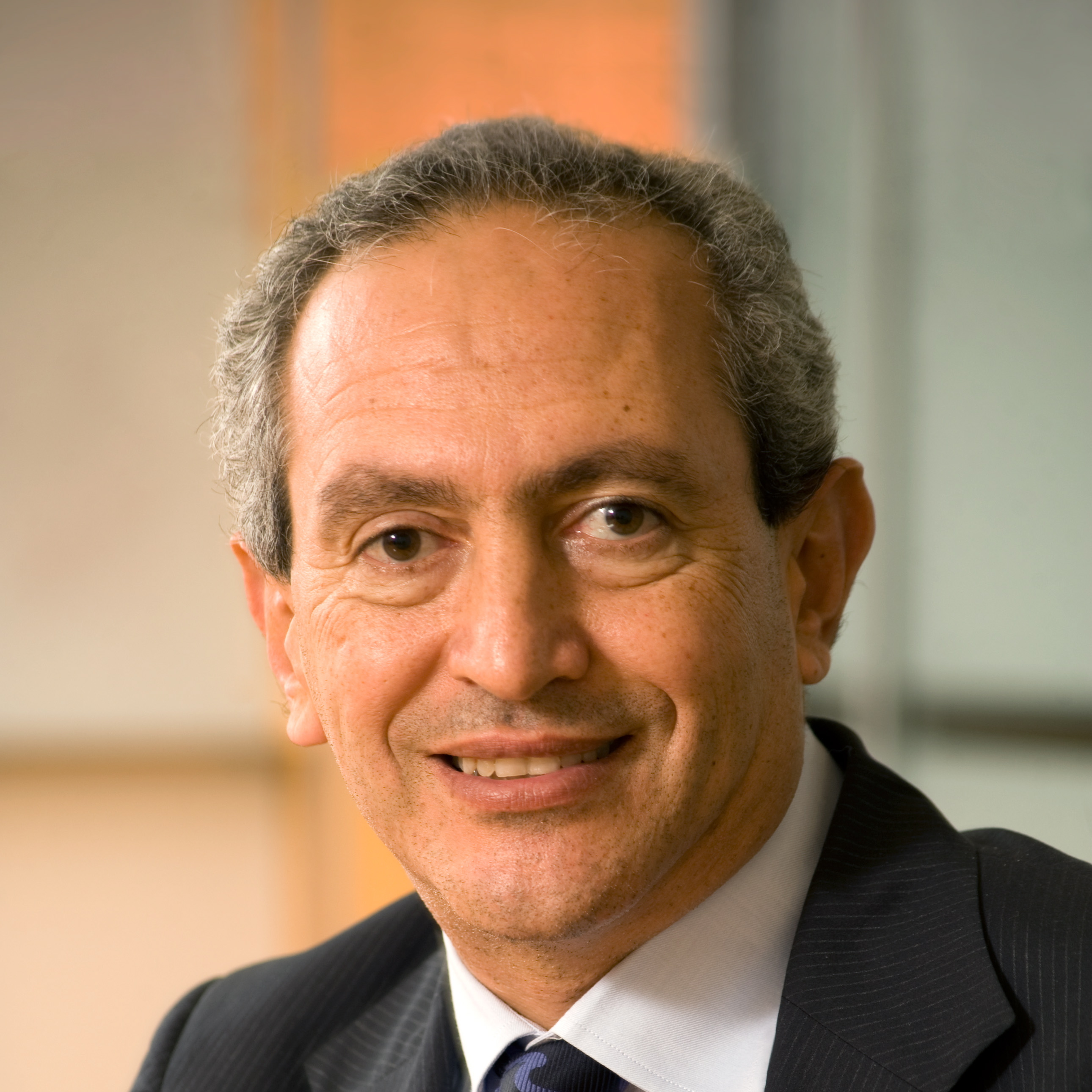 CEO of OCI Nassef Sawiris