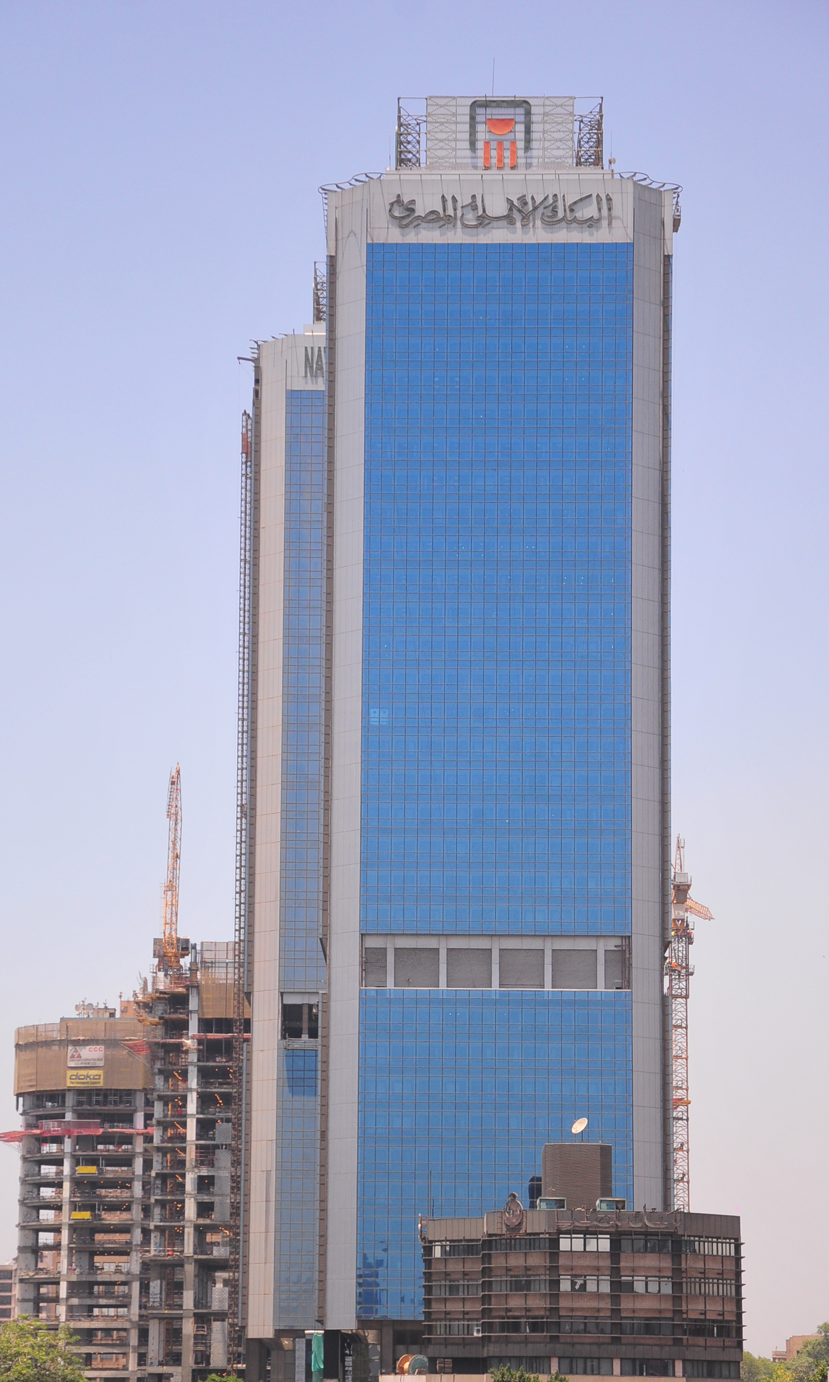 The National Bank of Egypt (NBE) says it received 800 requests for mortgage funding from those with low or average incomes last week. (DNE Photo)