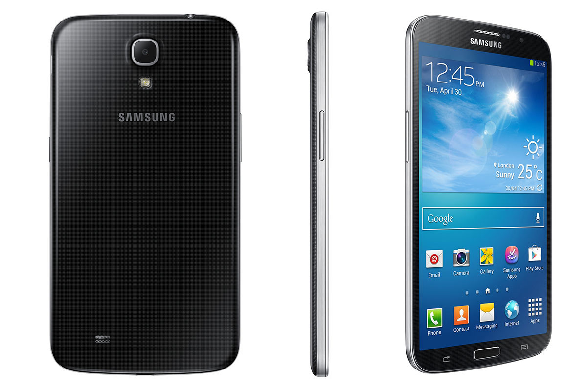 Samsung GALAXY Mega (Photo Handed to Daily News Egypt)