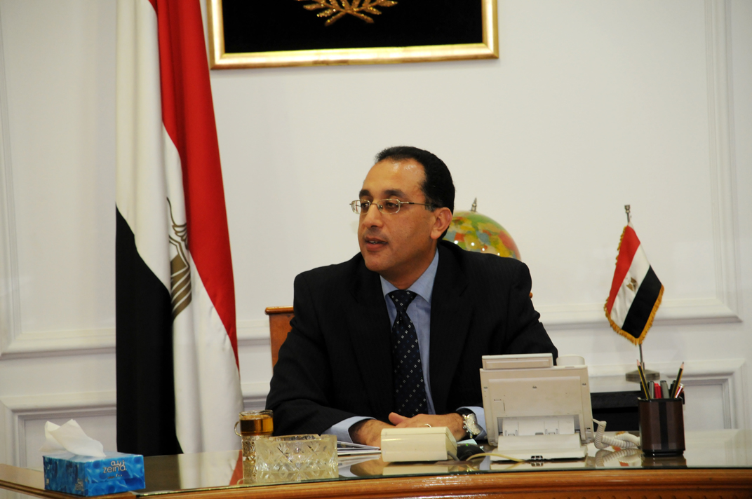 Dr.  Mostafa Madbouli،Minister of Housing, Utilities and Urban Communities