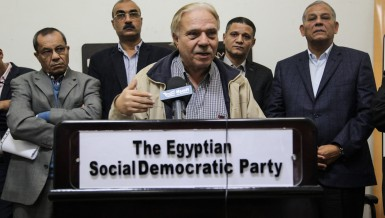 the social democratic party by asmaa gamal