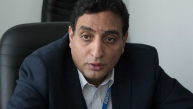 Basim Moujahid, CEO of Raya Trade, a subsidiary of Raya Holding.