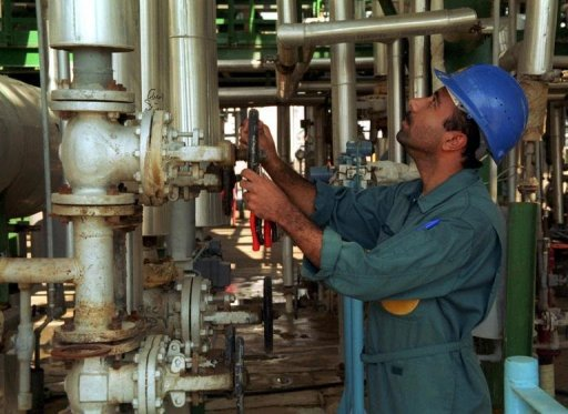 Mohamed Al-Shimi, President of the Board of Directors for PetroJet, stated that the company recently won a bid to construct the second stage of Petro Rabigh's petrochemical lines in Saudi Arabia, after securing $80m in investments. (AFP Photo)