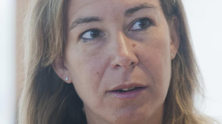 Debora Revoltella, EIB's chief economist Handout to DNE
