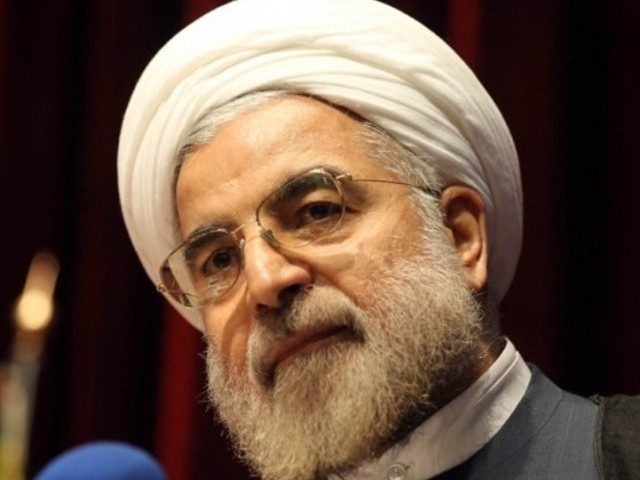 The election of moderate Hassan Rowhani as Iran's next president has sent a surge of expectation through a nation anxious for relief.  (AFP/FILE Photo)