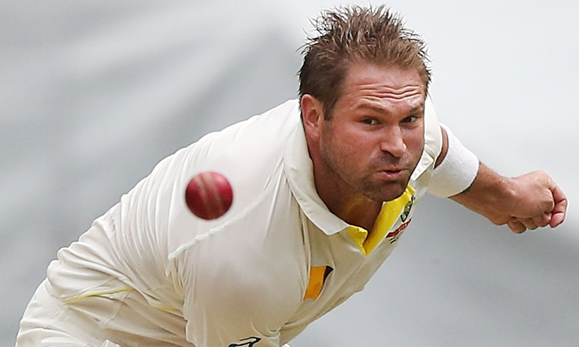The Ashes tour held unpleasant news for Australian national cricket team fans as Ryan Harris retired with a knee injury. (Photo Public Domain)