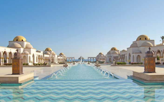 The Egyptian Resorts Company is investing in a 47 villa project in Sahl Hasheesh, 20 km south of the city of Hurghada